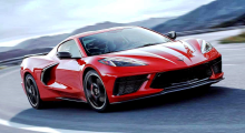 New Corvette top-speed test unveiled